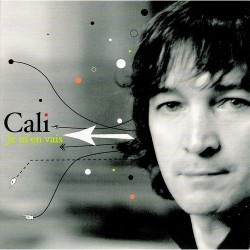 Cali - Je M'en Vais - CD Single Promo 1 Track