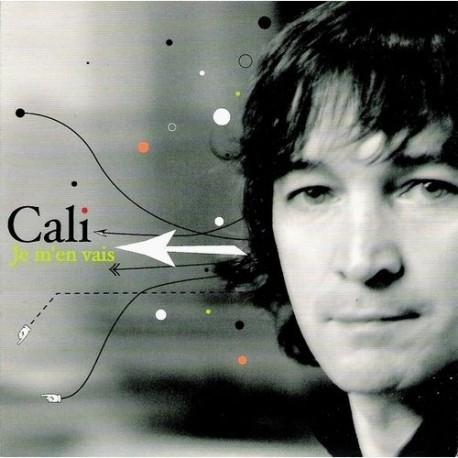 Cali - Je M'en Vais - CD Single Promo 1 Track