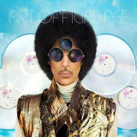 Prince – Art Official Age - Double LP Vinyl Album