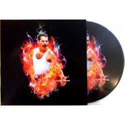 Queen ‎– Bohemian Raphsody Live - Picture Disc - LP Vinyl - Limited Edition