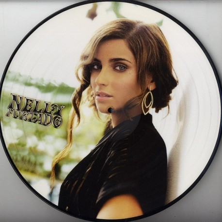 Nelly Furtado – Night Is Young - Picture Disc - Maxi Vinyl 12 inches