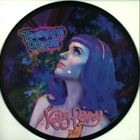 Katy Perry ‎– Teenage Dream - Picture Disc - Maxi Vinyl 12 inches