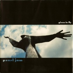 Pearl Jam ‎– Given To Fly - Leatherman - 45 Tours Vinyle - 7 inches Vinyl
