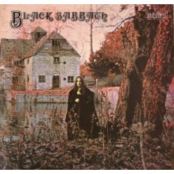 Black Sabbath – Black Sabbath - LP Vinyl Album