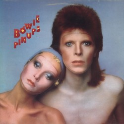David Bowie - Pinups - LP Vinyl Album