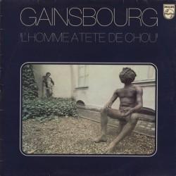 Serge Gainsbourg - L'Homme À Tête De Chou - LP Vinyl Album
