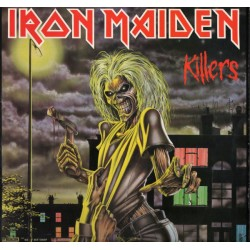 Iron Maiden ‎– Killers - LP Vinyl Album