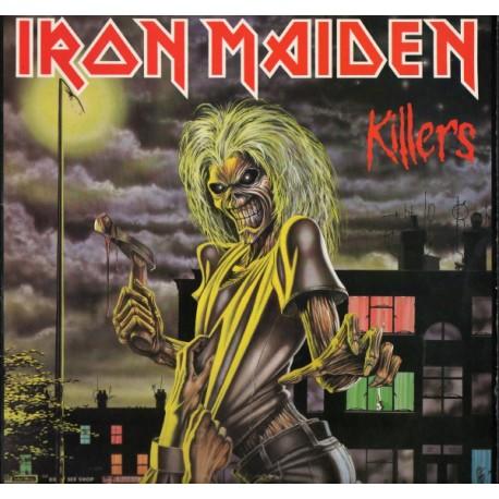 Iron Maiden – Killers - LP Vinyl Album
