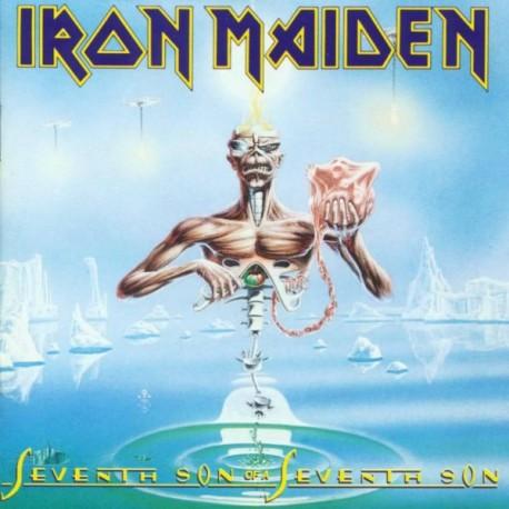 Iron Maiden - Seventh Son Of A Seventh Son - LP Vinyl Album
