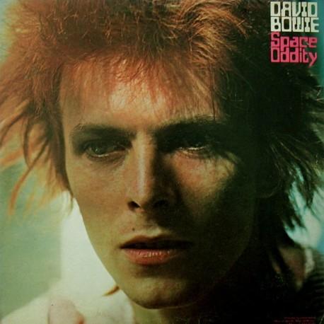David Bowie – Space Oddity - LP Vinyl Album - Coloured Edition