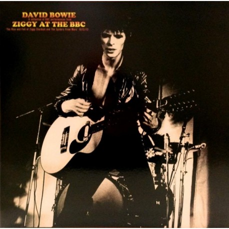 David Bowie – Ziggy At The BBC - LP Vinyl Album - Coloured White