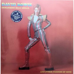 David Bowie ‎– Demanding Billy Dolls And Other Friends Of Mine - Double LP Vinyl - Coloured Limited Edition
