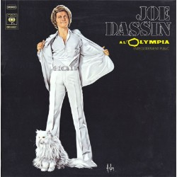Joe Dassin ‎– A L'Olympia Enregistrement Public - Double LP Vinyl