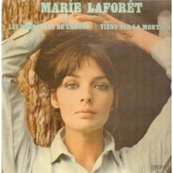 Marie Laforêt – Les Vendanges De L'Amour - Viens Sur La Montagne -LP Vinyl Album