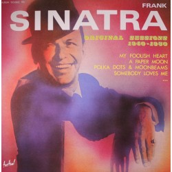 Frank Sinatra ‎– Original Sessions 1940 - 1950 - Double LP Vinyl Album Compilation