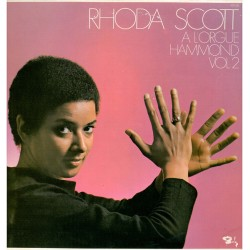 Rhoda Scott ‎– A L'Orgue Hammond Vol 2 - LP Vinyl Album