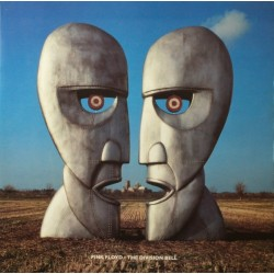 Pink Floyd ‎– The Division Bell - LP Vinyl Album - Coloured Clear