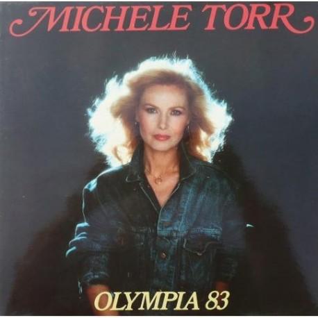 Michèle Torr – Olympia 83 - LP Vinyl Album