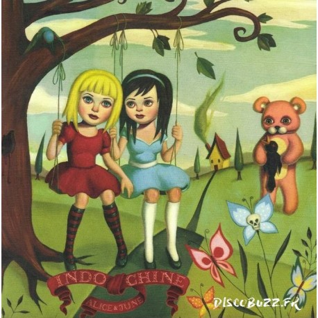 Indochine – Alice & June - Double LP Vinyl Album