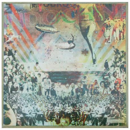 Indochine – La République Des Meteors  - Double LP Vinyl Album