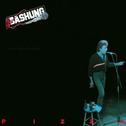 Alain Bashung - Pizza - LP Vinyl Album