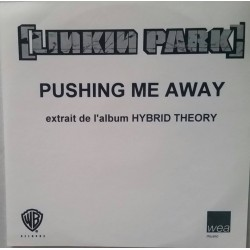 Linkin Park - Pushing Me Away - CDr Promo Single