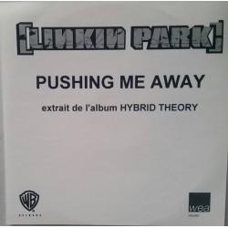 Linkin Park - Pushing Me Away - CDr Promo Single