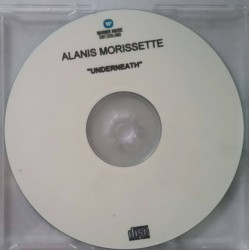 Alanis Morissette ‎– Underneath - CDr Single Promo