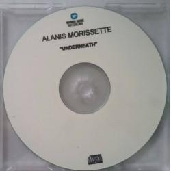 Alanis Morissette – Underneath - CDr Single Promo