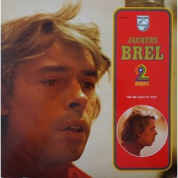 Jacques Brel ‎– Ne Me Quitte Pas - Double LP Vinyl Album