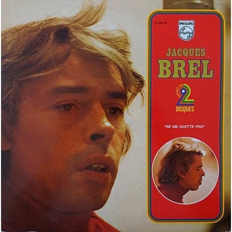 Jacques Brel – Ne Me Quitte Pas - Double LP Vinyl Album