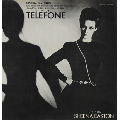 Sheena Easton - Kajagoogoo – Telefone (Long Distance Love Affair) - Hang On Now - Maxi Vinyl 12 inches Promo