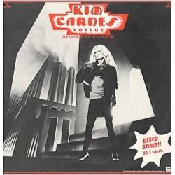 Kim Carnes - Billy Squier – Voyeur - Emotions In Motion - Maxi Vinyl 12 inches Promo