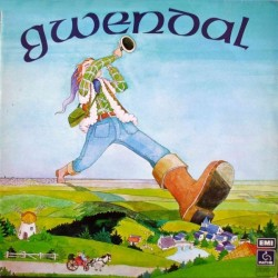 Gwendal ‎– Gwendal - Irish - Jig - LP Vinyl Album