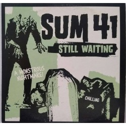 Sum 41 ‎– Still Waiting - CD Single Promo