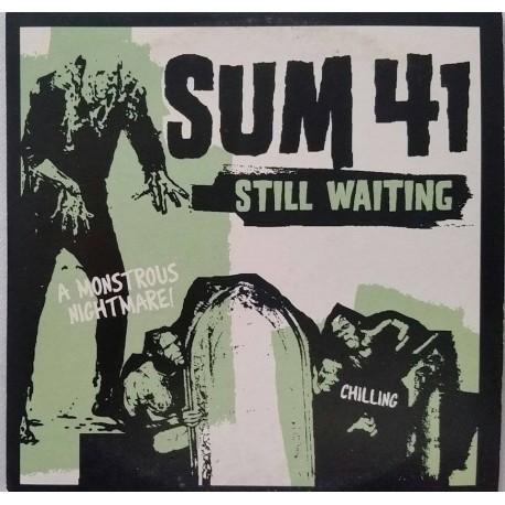 Sum 41 – Still Waiting - CD Single Promo