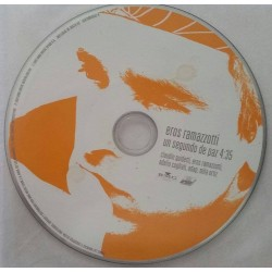 Eros Ramazzotti - Un Segundo De Paz - CD Single Promo