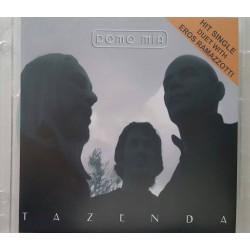 Tazenda feat. Eros Ramazzotti - Domo Mia - CDr Single Promo