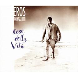 Eros Ramazzotti – Cose Della Vita - CD Maxi Single