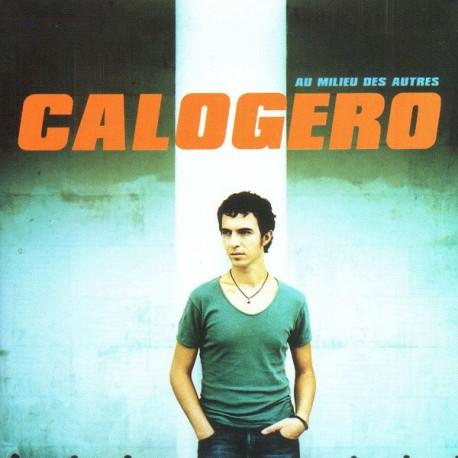 Calogero - Au Milieu Des Autres - CD Album
