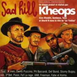DJ Kheops (IAM) ‎– Sad Hill - Triple LP Vinyl Album - Rap Français