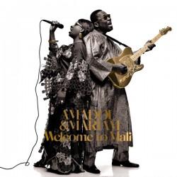 Amadou & Mariam – Welcome To Mali - Double LP Vinyl Album + CD
