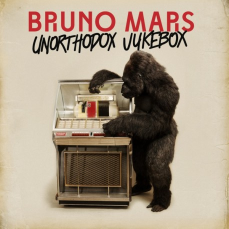 Bruno Mars – Unorthodox Jukebox - LP Vinyl Album