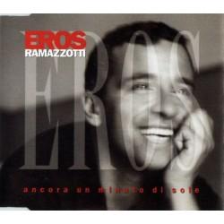 Eros Ramazzotti – Ancora Un Minuto Di Sole - CD Maxi Single Promo