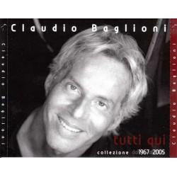 Claudio Baglioni – Tutti Qui - Collezione Dal 1967 Al 2005 - Triple CD Album - Compilation