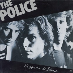 The Police ‎– Reggatta De Blanc - LP Vinyl Album