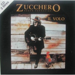 Zucchero Sugar Fornaciari ‎– Il Volo - CD Single