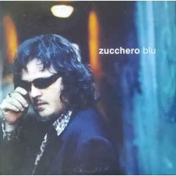 Zucchero Sugar Fornaciari - Blu - CD Single Promo - Cardboard Sleeve
