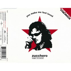 Zucchero Sugar Fornaciari – You Make Me Feel Loved - CD Maxi Single