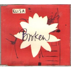 Elisa Toffoli ‎– Broken - CD Maxi Single